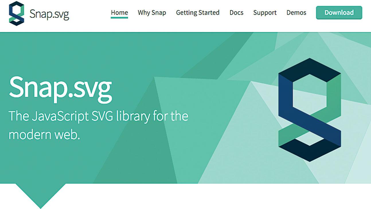 50 free web tools - Snap.svg