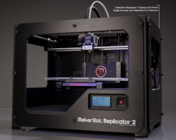 makerbot analysis Makerbot 3d printing platform defining the new standard for ease of use, quality, and reliability users who don't need industrial 3d printers but want the reliability and accuracy of stratasys technology can count on makerbot's line of printers and accesories.