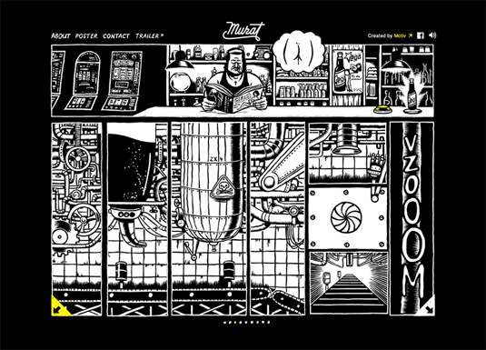 interactive comic