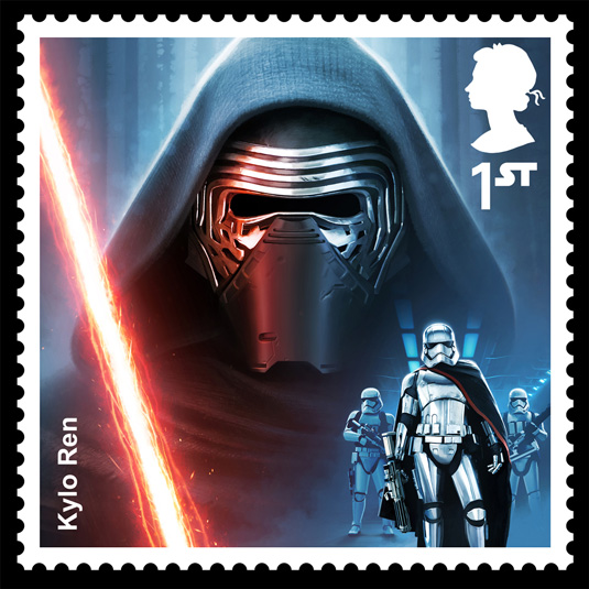 kylo stamp