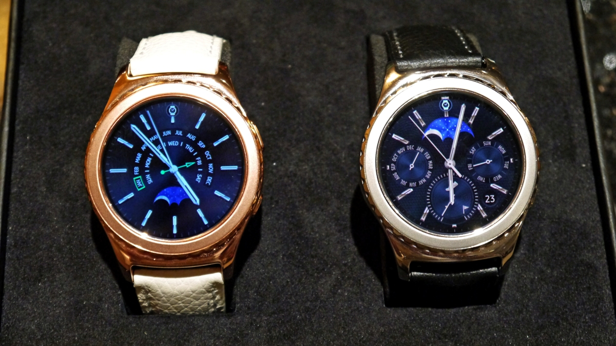Samsung Gear S2 Classic hands on review | TechRadar