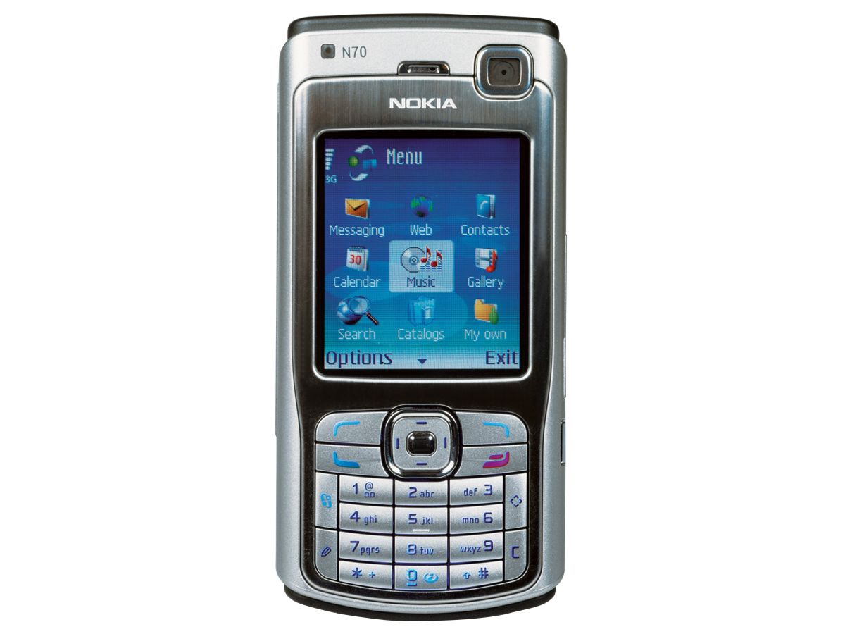 Nokia N70 Review