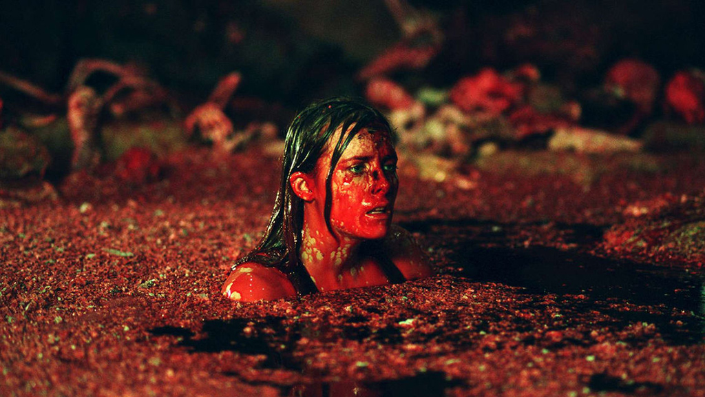 The Descent - best horror movies