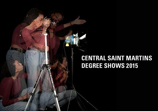 central saint martins grad show