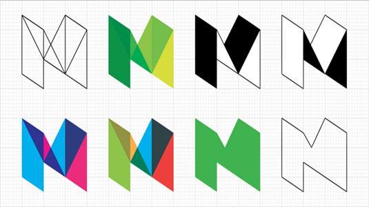 New Medium logo