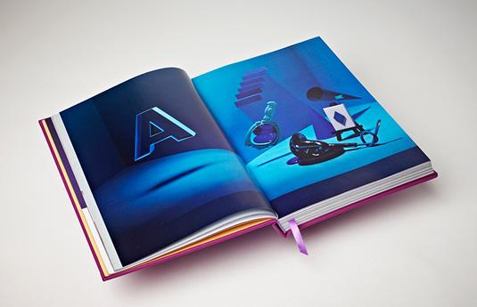 ExtraBold book: spread