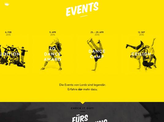 HTML examples: Lordz