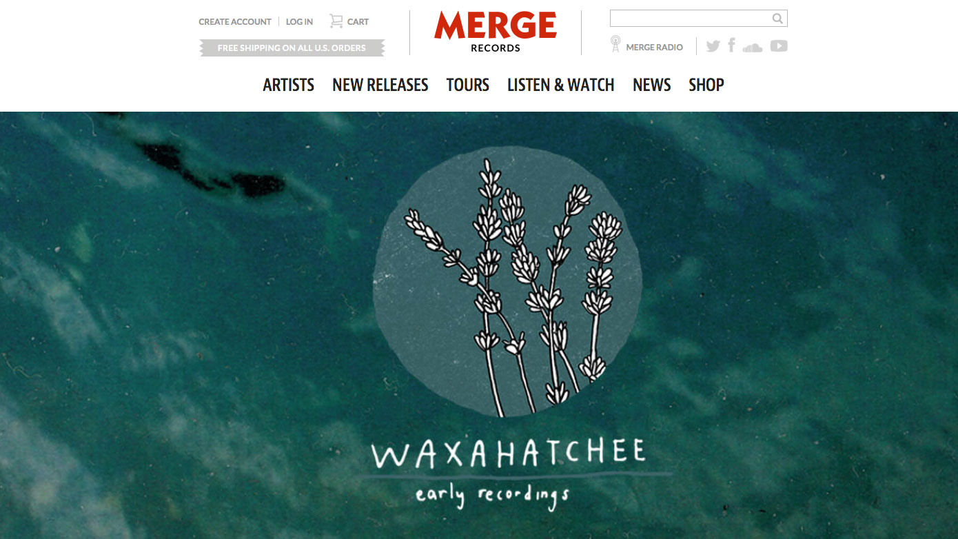 Web Design Project Ideas start your own free website Web Design Inspiration Merge Records
