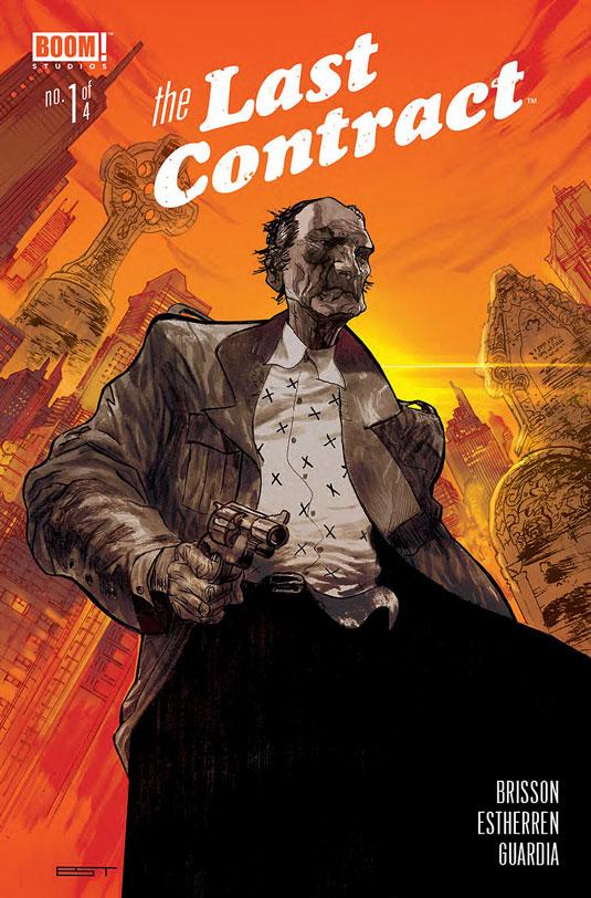 Boom! Studios' The Last Contract comic