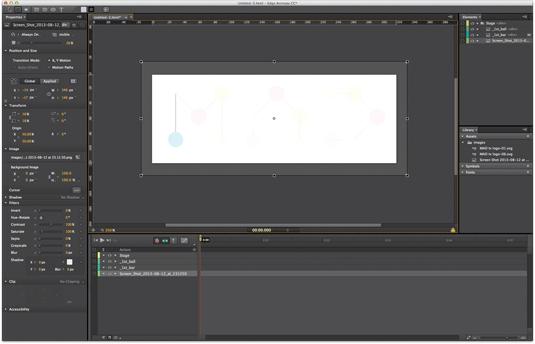 HTML animated logo design 14