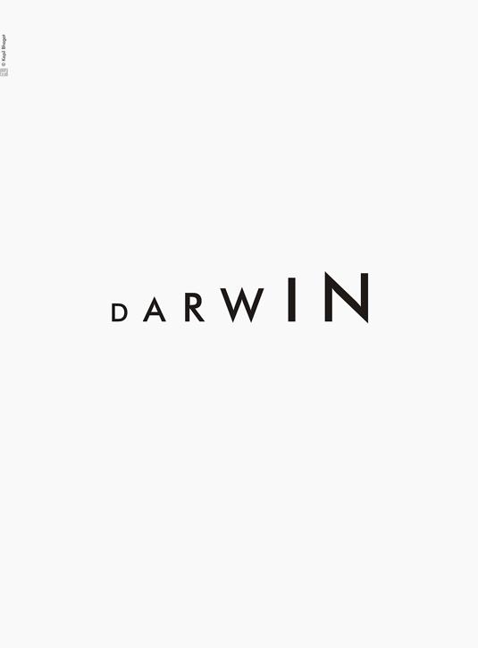 Darwin science poster