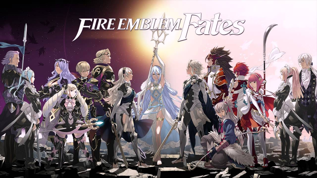 fire emblem fates deals