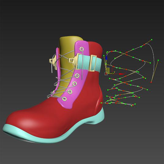 Hulkenstein shoelace