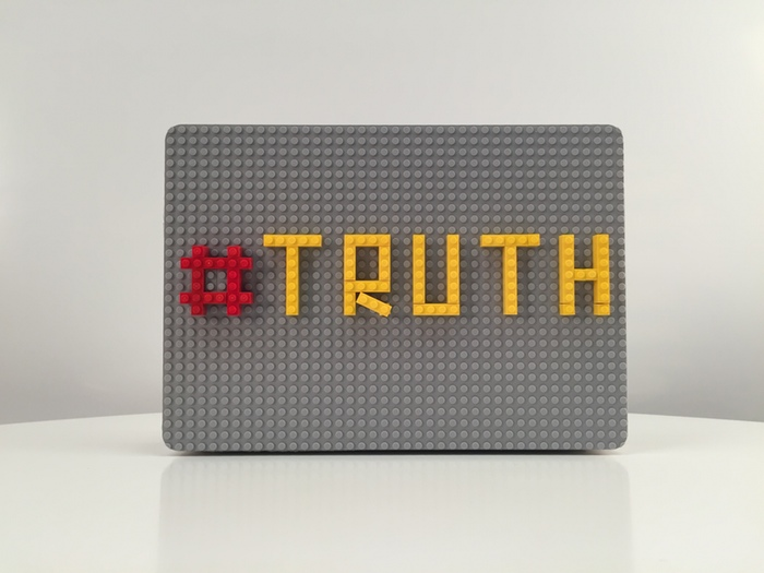 Lego laptop case