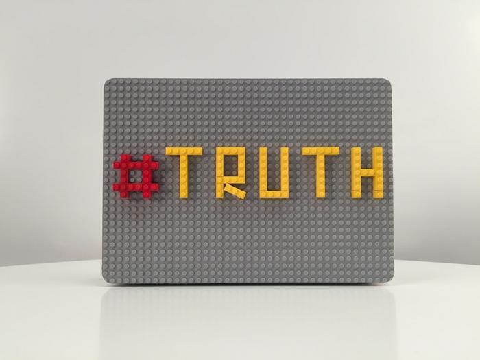 Lego laptop case