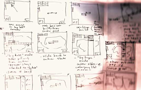 Manage other designers: Complicated planning notes