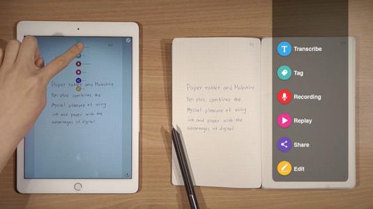 Moleskine Smart Writing Set