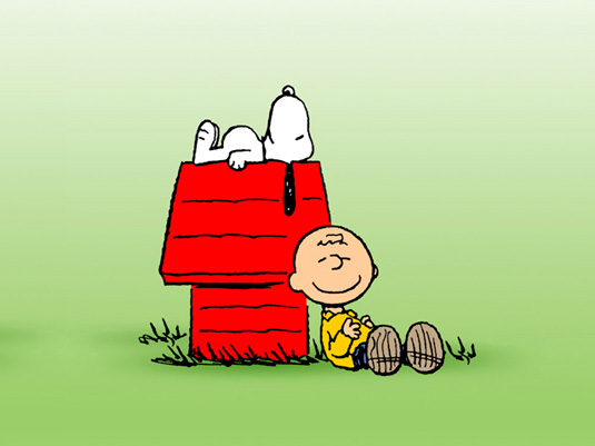 Comic book characters: Charlie Brown