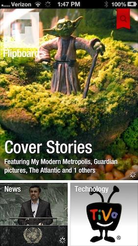 Flipboard (for iPhone)