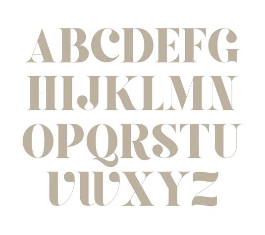 Giza Pro font