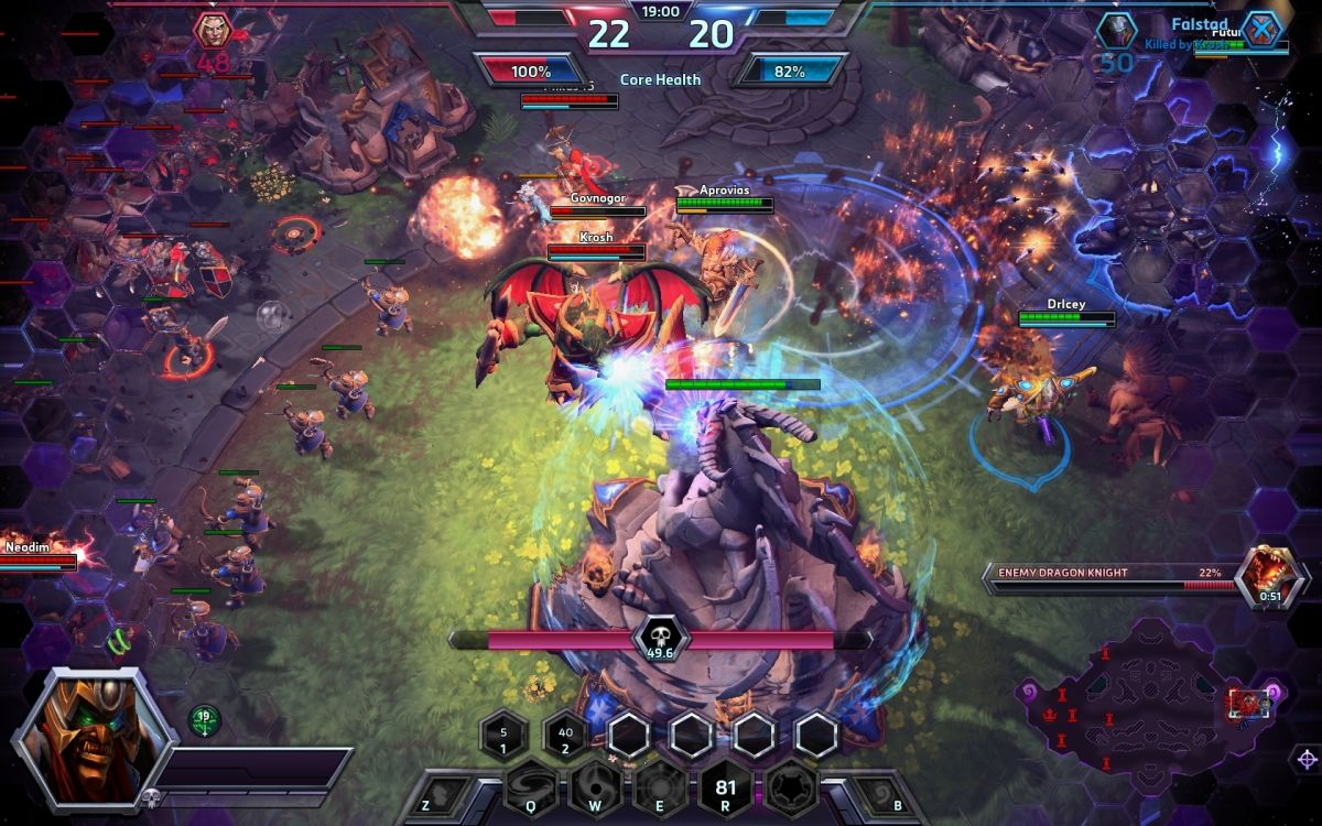 Heroes of the storm hero league matchmaking