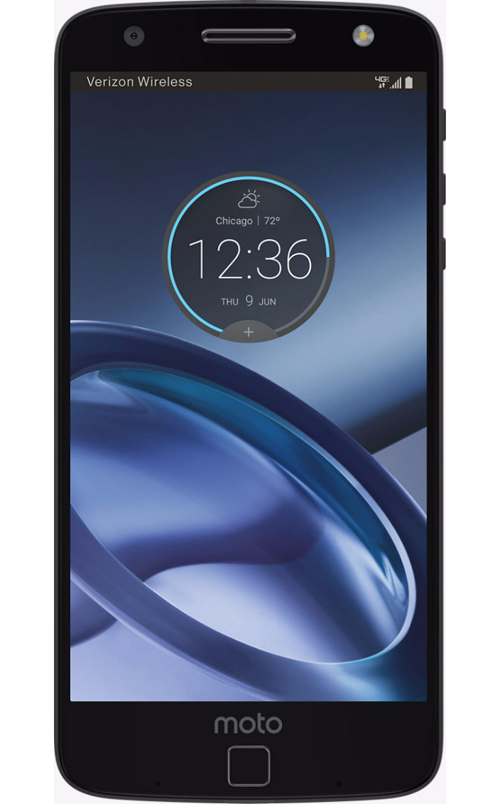 verizon phones moto z