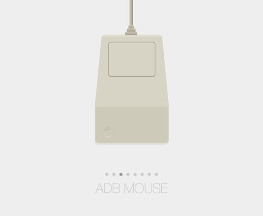 apple mouse css