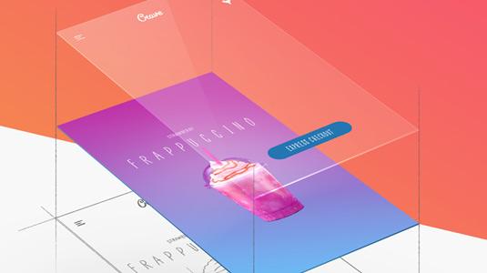 Crave app concept