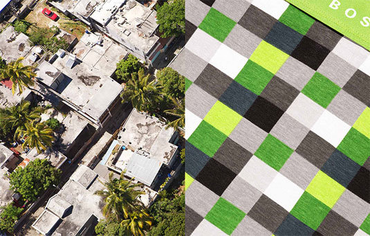 fashion and aerial photography