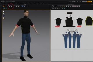 Create Realistic Clothing With Updated 3d Design Tool