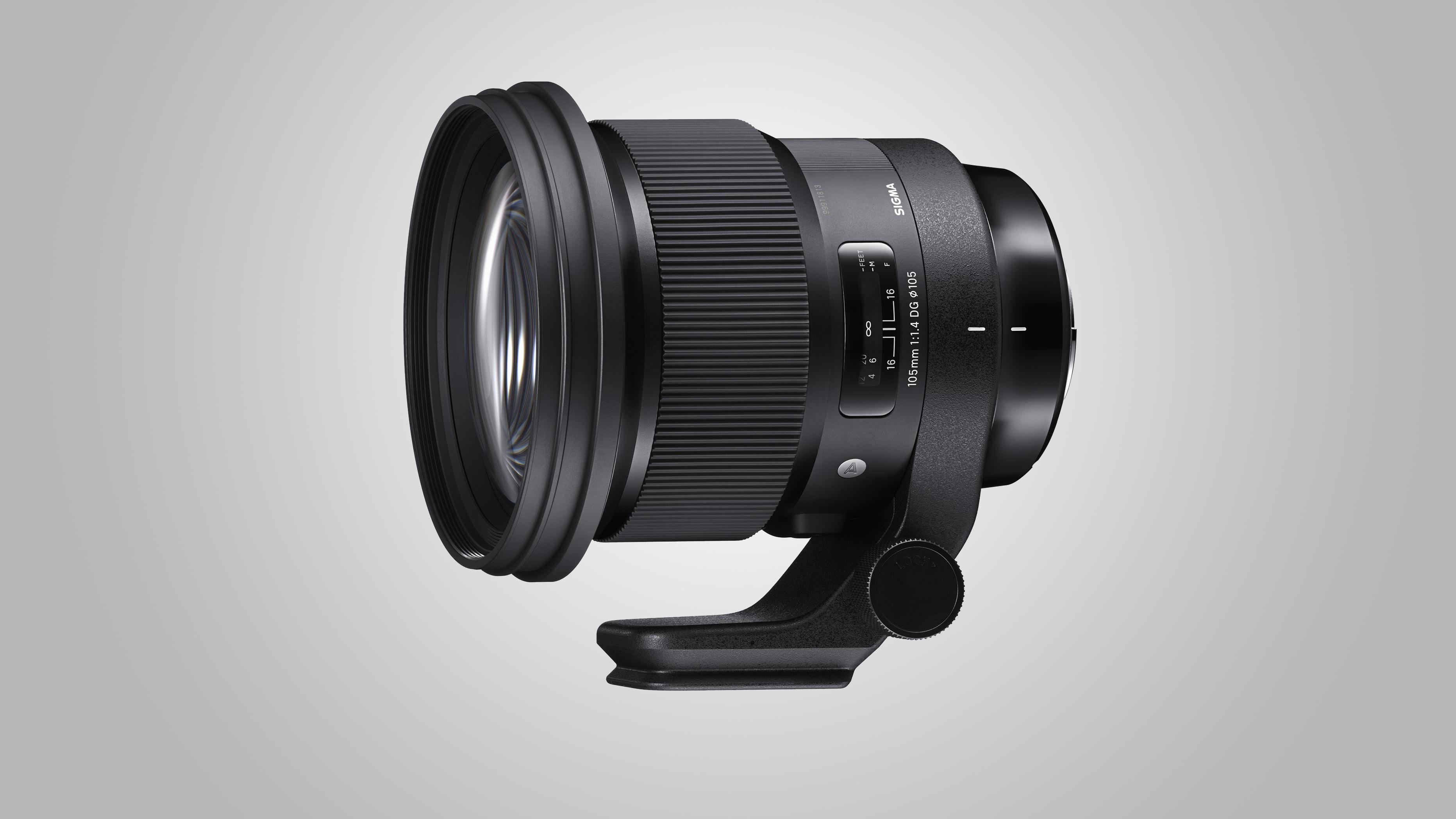 Sigma 105mm f/1.4 DG HSM | Art