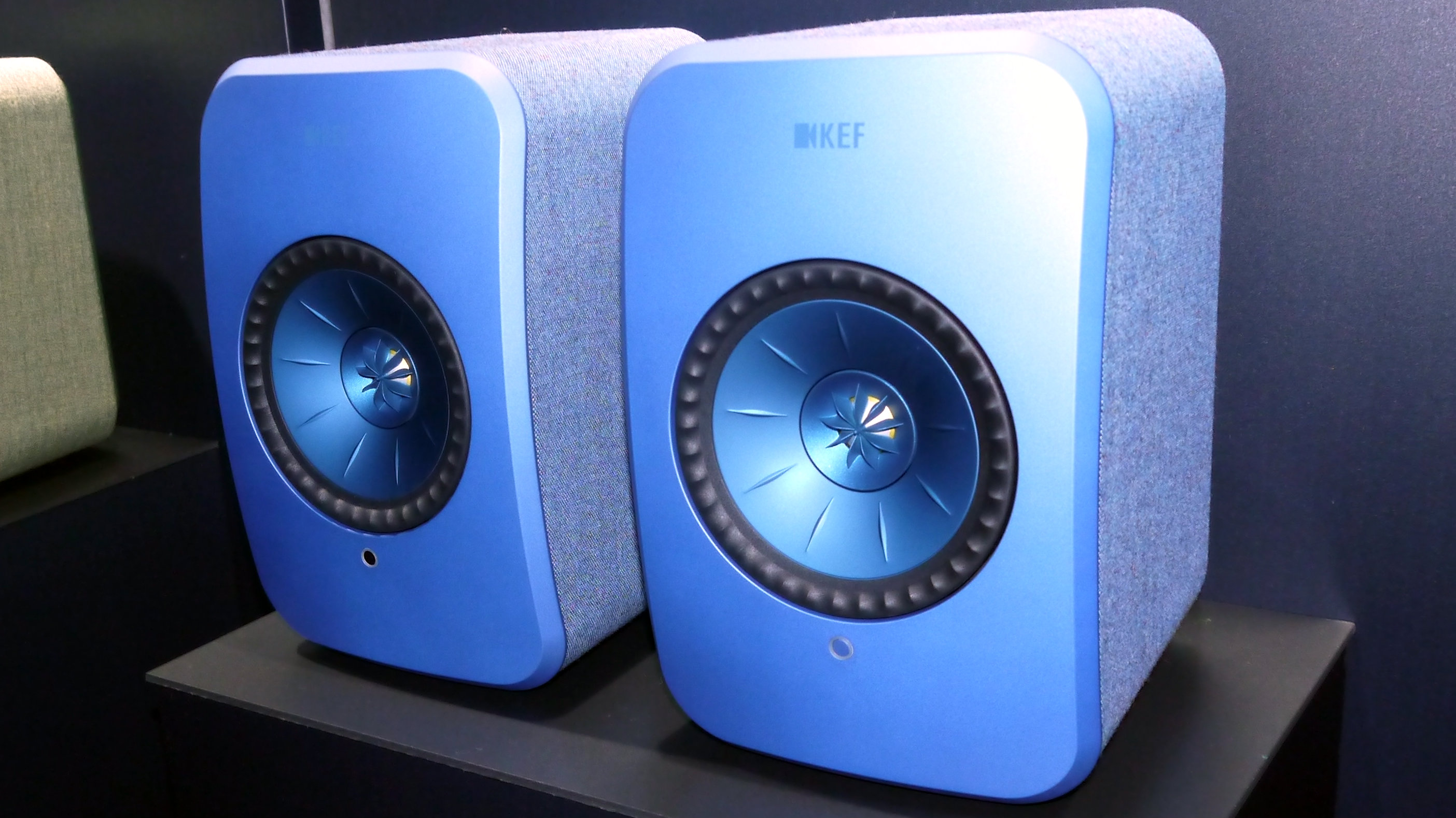 KEF launches the LSX Wireless Music System for hi-res stereo sound