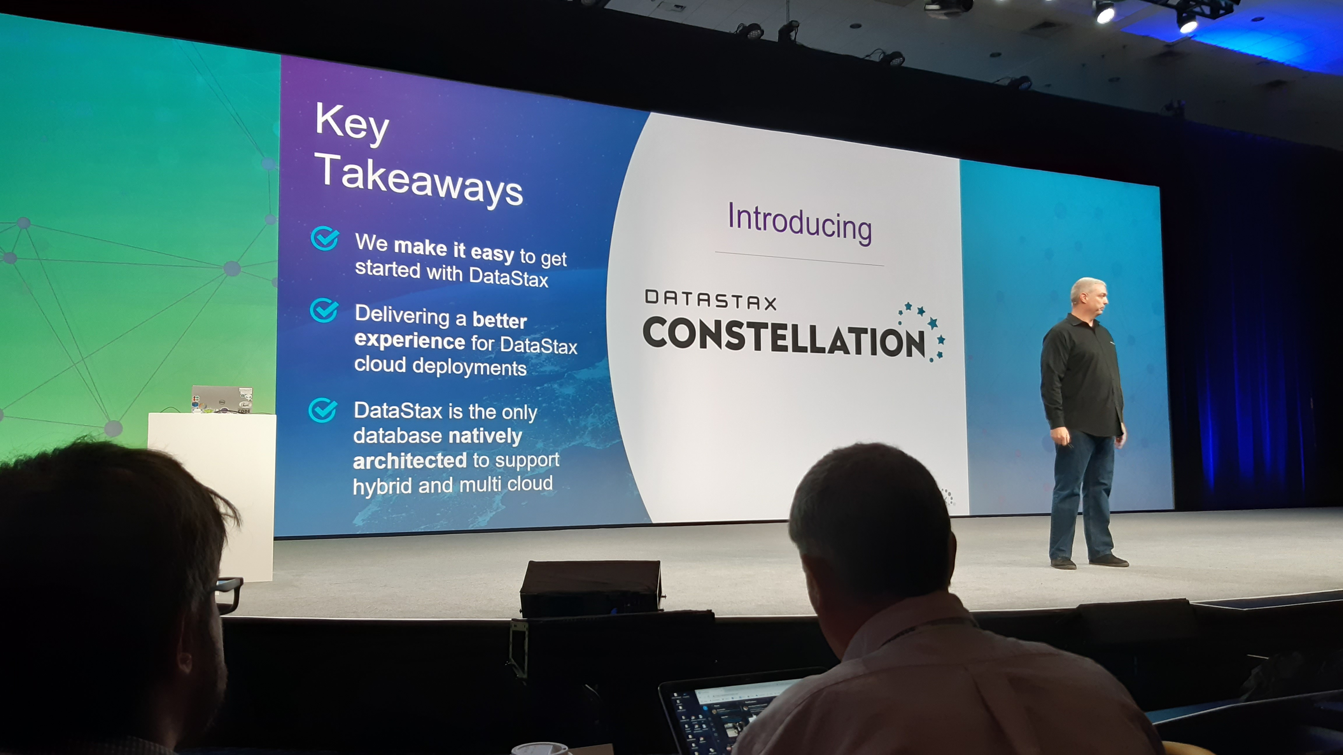 DataStax soft launches Constellation for managing cloud