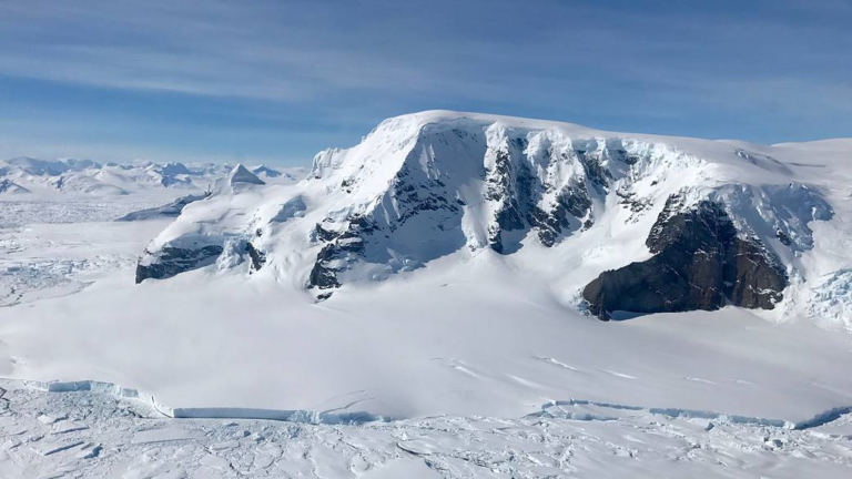 A space laser is tracking subglacial lakes hidden in Antarctica