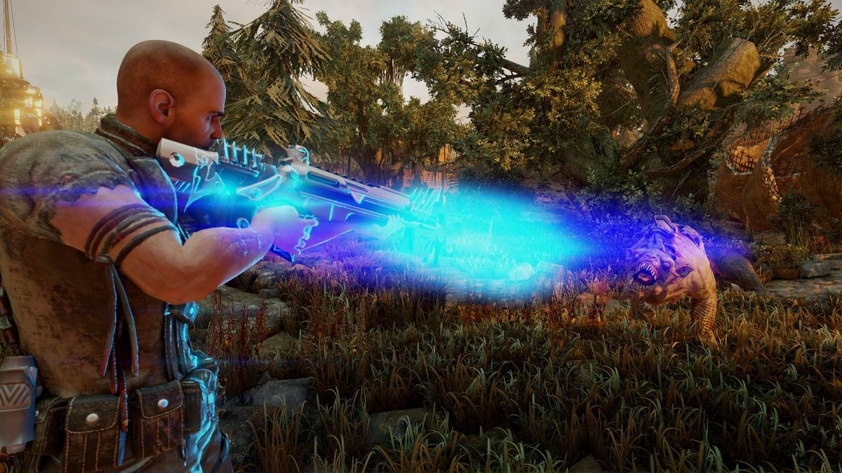 Elex trailer neatly sets up the post-apocalyptic RPG