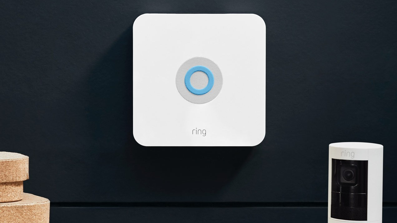 Ring Alarm is a DIY security kit that works with your Amazon Echo speaker
