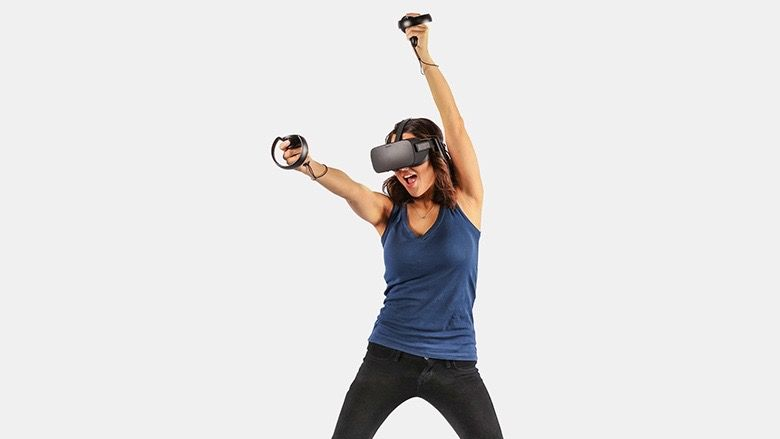Oculus Rift Touch controllers are about to get 53 times better