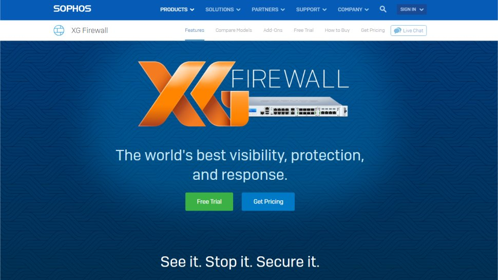 Sophos XG Firewall - Sophos UTM offers the best of British in cloud security