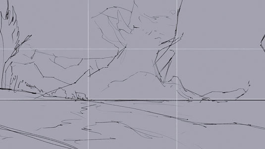 landscape step one