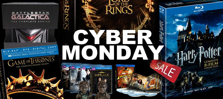 Cyber monday blu ray deals 2018