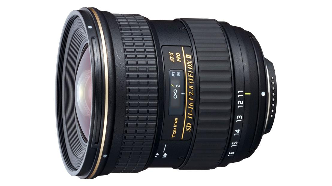 Tokina AT-X Pro 11-16mm f/2.8 DX II