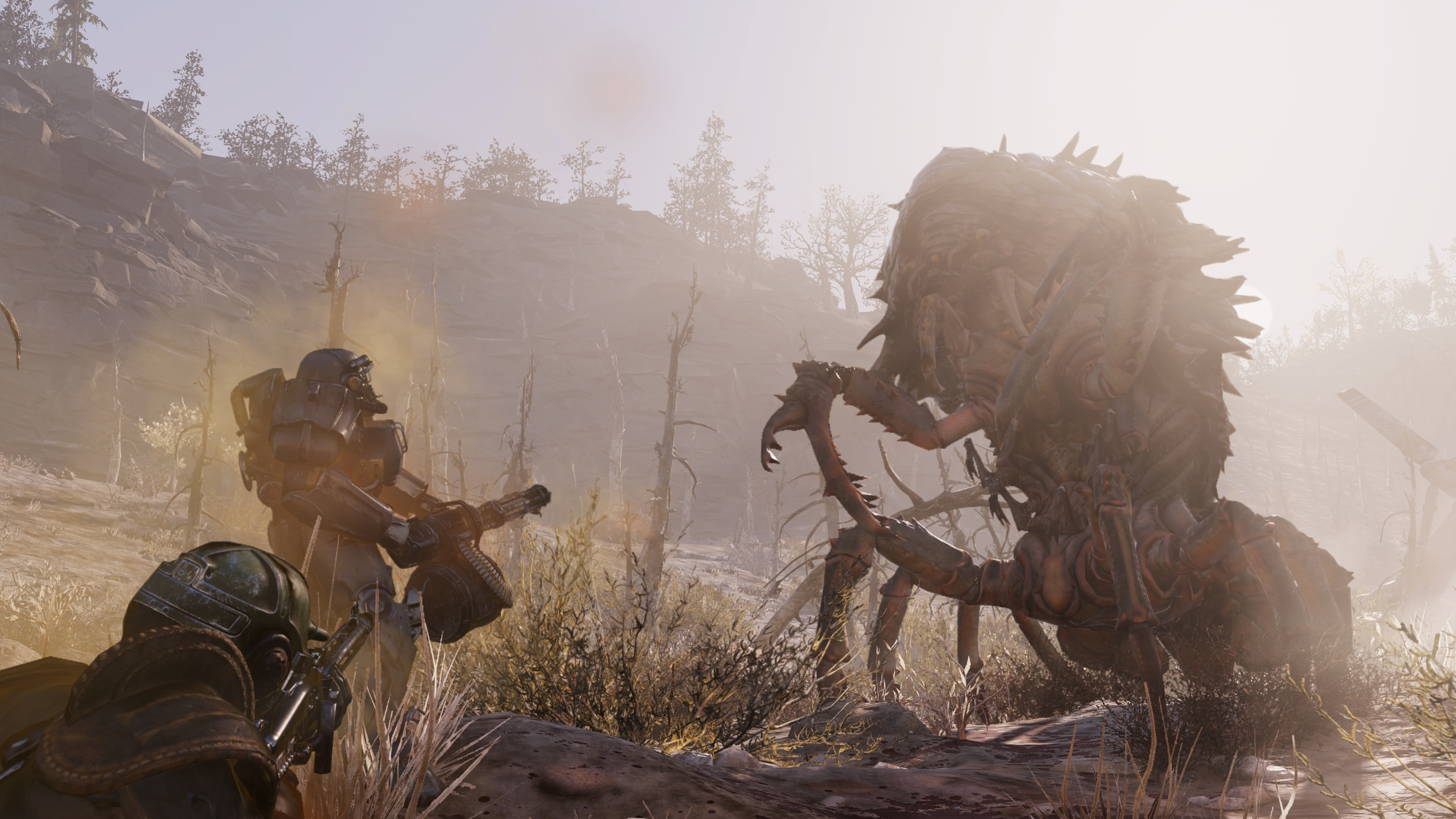 Fallout 76 patch arrives on PC to fix performance and stability issues