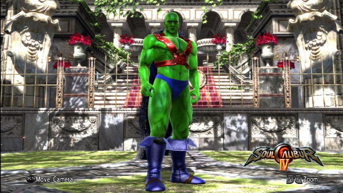 Soulcalibur Iv Character Creation Winners Gamesradar