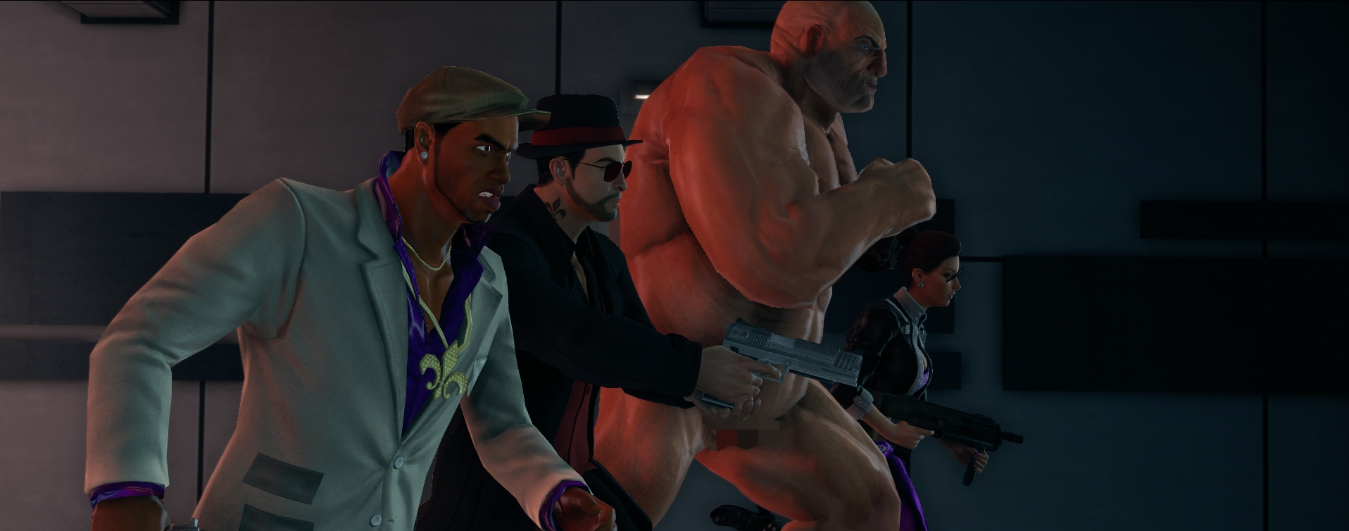 Saints row 2 uncensored porn image
