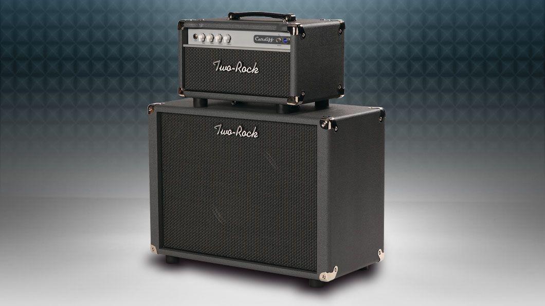 two rock unveils cardiff guitar amp head musicradar. Black Bedroom Furniture Sets. Home Design Ideas