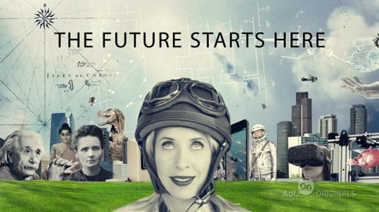 The Future Starts Here with @TiffanyShlain