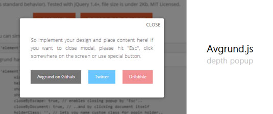 jQuery plugins you can customise visually