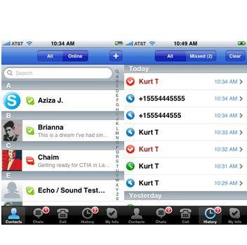 Как на айфоне создать конференцию в скайпе