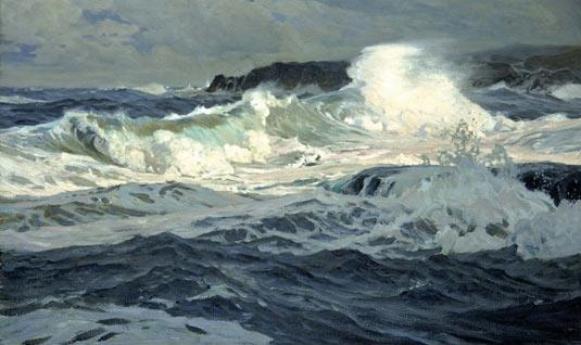 immitation waves