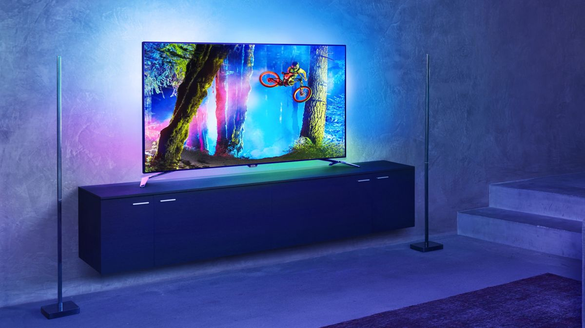 philips wants to be the next name in oled tv techradar. Black Bedroom Furniture Sets. Home Design Ideas